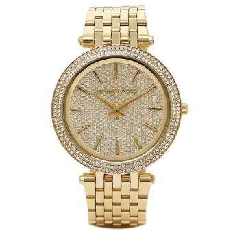Michael Kors Darci Crystal Pave Dial Ladies Watch MK3438