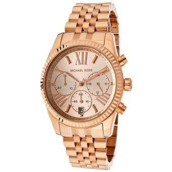 Michael Kors MK5569 Rose Gold Classic Watch - Rose Gold