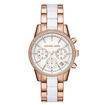 Michael Kors Watches Ritz Acetate Chrono Watch MK6324