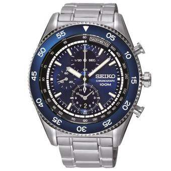 SEIKO  นาฬิกา  Men Chronograph SNDG55P1