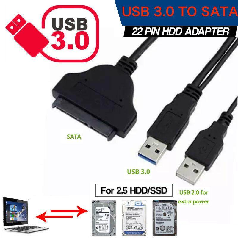 USB 3.0 to Sata Converter Adapter Cable