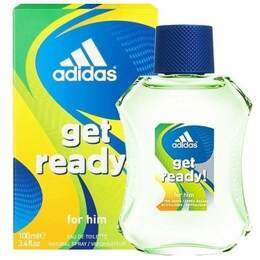 Adidas Get Ready for Men EDT 100 ml.