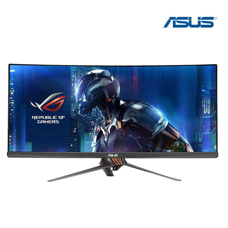 "ASUS 4K Curved Gaming Monitor 34"" รุ่น PG348Q 100Hz G-SYNC"