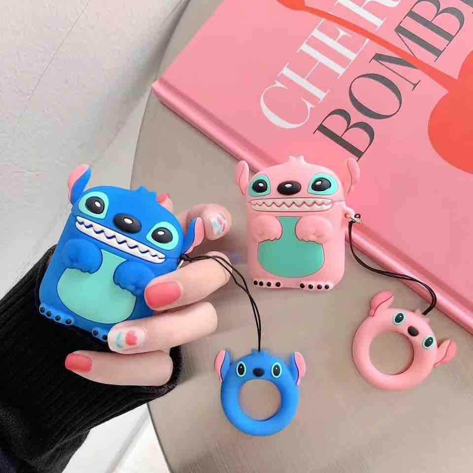 Apple Airpods Case ลาย Stitch