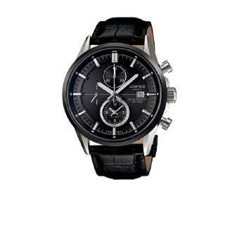 Casio Edifice Analog Black Dial Men's Watch รุ่น EFB-503SBL-1AVDR - Black