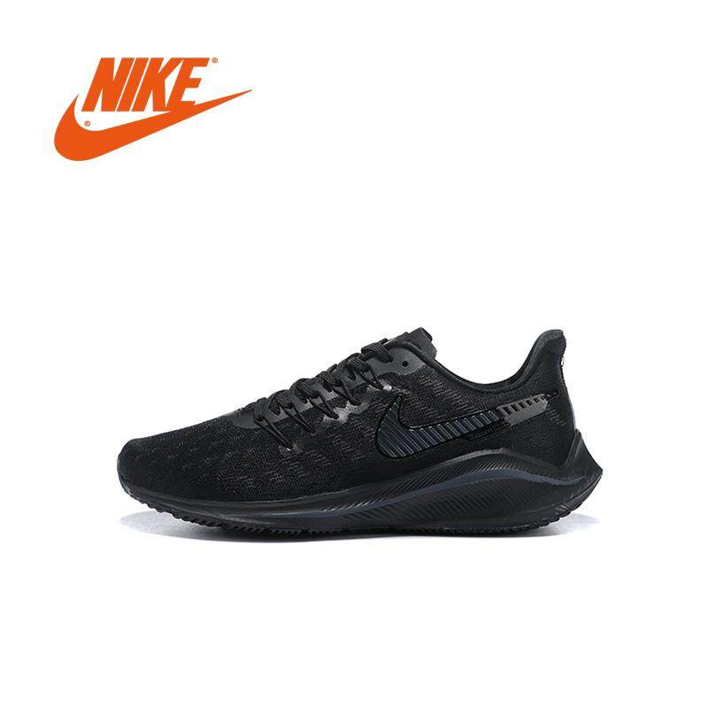 ยี่ห้อนี้ดีไหม  อ่างทอง Nike_AIR_zoom vomero 14 Men running shoes jogging walking Sneaker Sport Outdoor