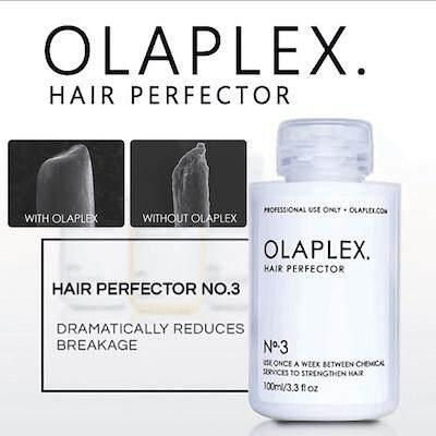 ทรีทเมนต์สำหรับผม Olaplex no. 3 ขนาด 100ml สร้างความแข็งแรงและสุขภาพเส้นผมให้กลับมามีชีวิตชีวา