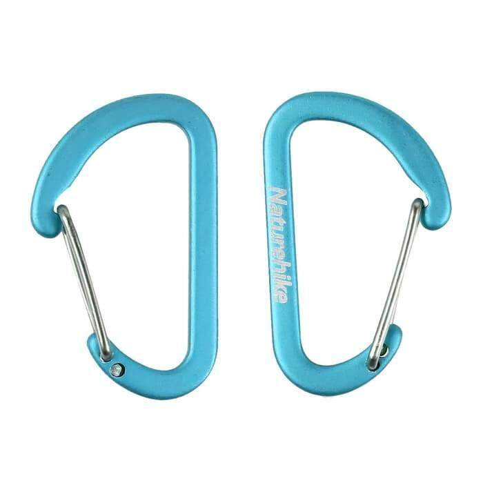 Nature Hike l D-mini Carabiner 4 cm