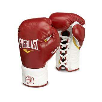 Everlast Mx Fight Gloves 10Oz (Red)
