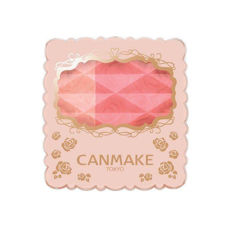 Canmake matte cheek บลัชออน 2 เฉดสี