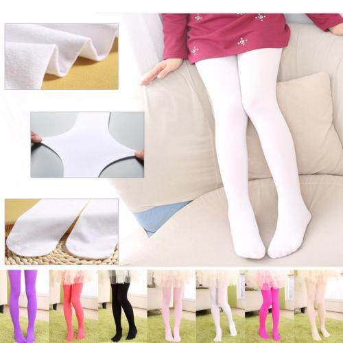 New Toddlers Girls Baby Kids Cotton Pantyhose Pants Stockings Socks Hose Ballet Tights