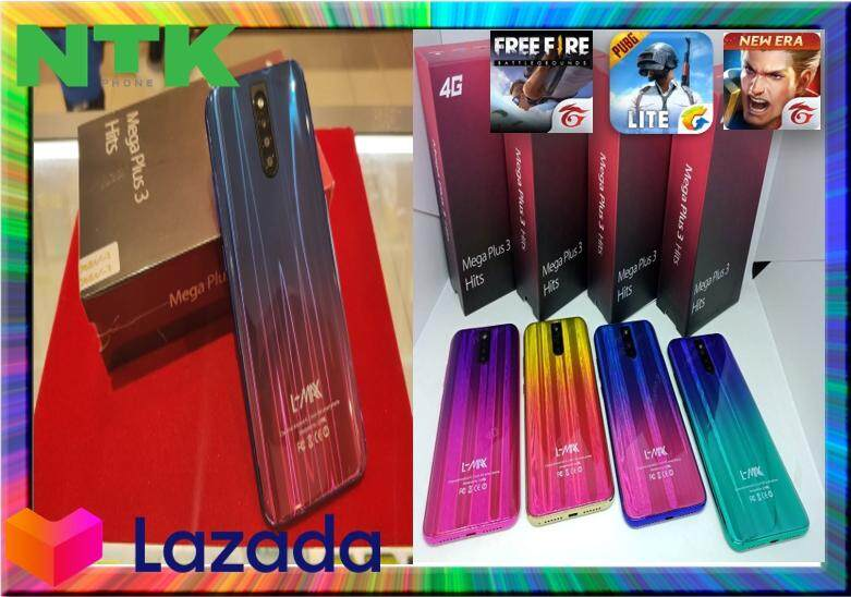 L-MAX Mega Plus 3 Hits 4G Ram4/64GB (ประกัน1ปี)