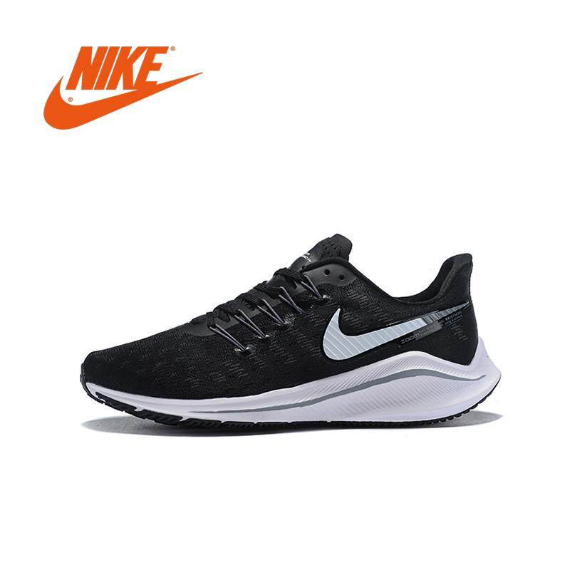 การใช้งาน  อุทัยธานี Nike_AIR_zoom vomero 14 Women s and Men s running shoes jogging walking Sneaker