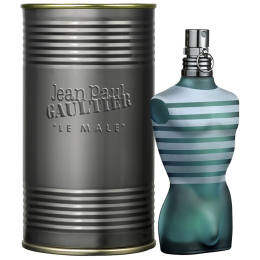 JEAN PAUL GAULTIER Le Male For Men EDT 125ml.