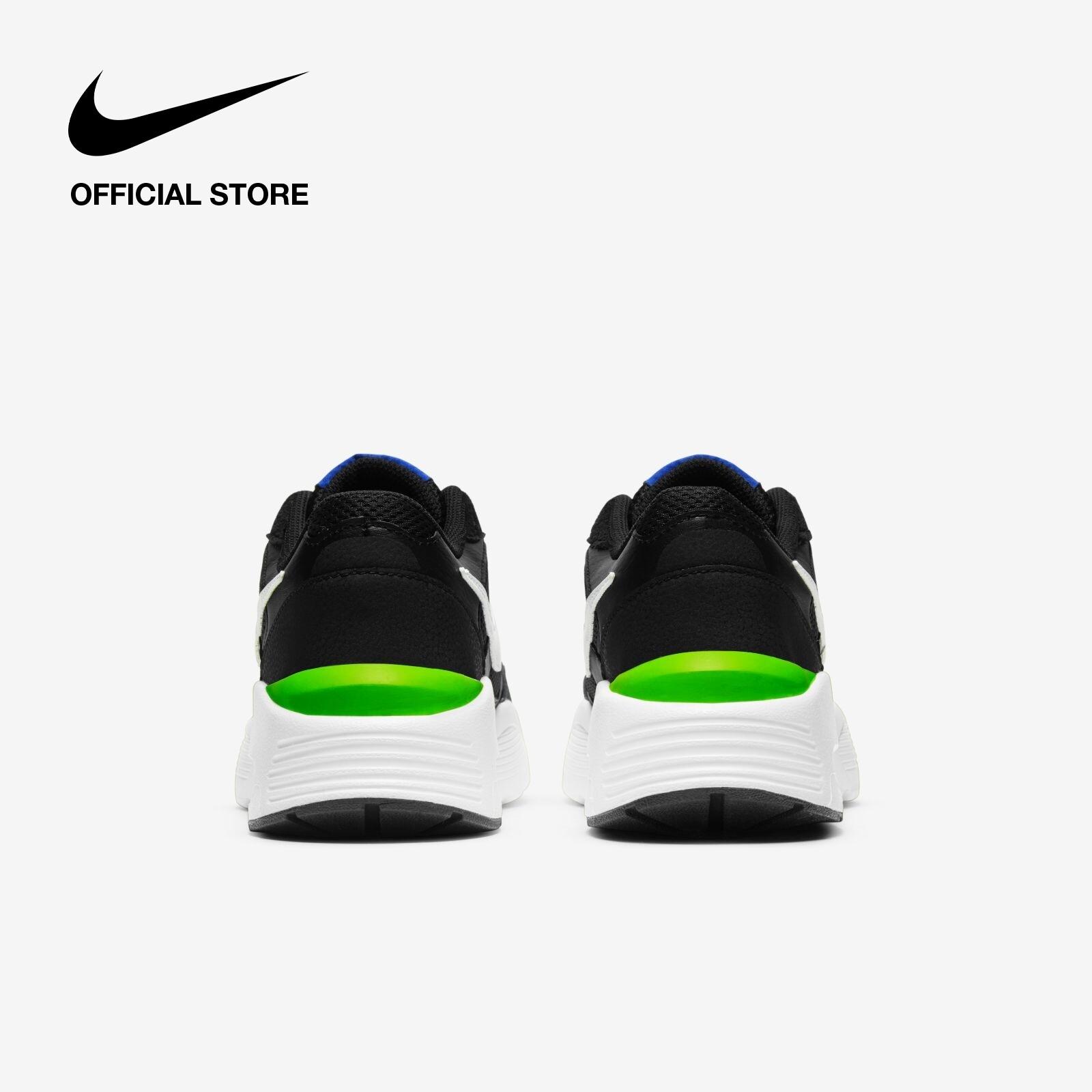 Nike Men's Air Max Fusion Shoes - Black ไนกี้ รองเท้าผู้ชาย แอร์ แม็กซ์ ฟิวชั่น - สีดำ
