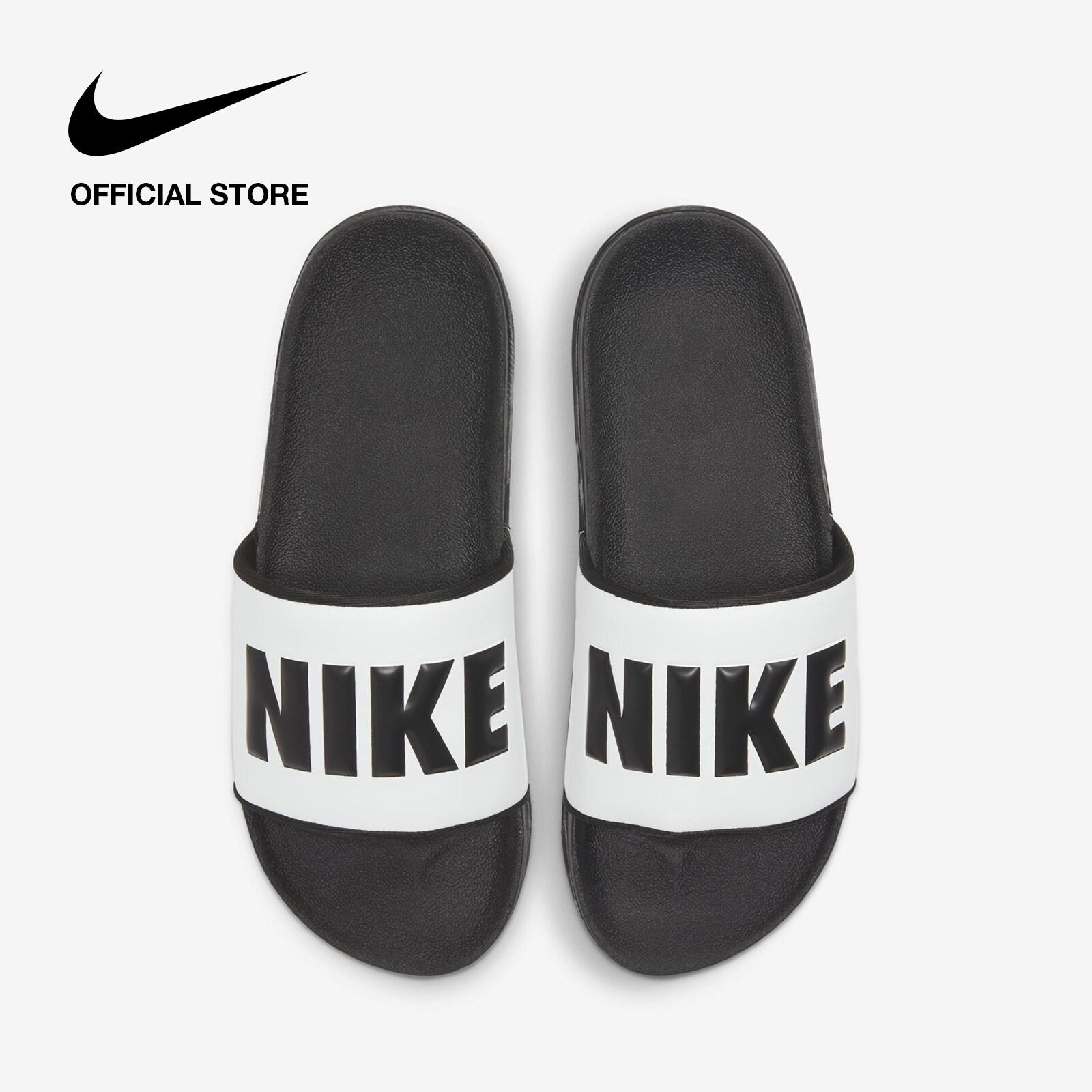 รีวิว Nike Women's Offcourt Slide - Black ไนกี้ รองเท้าแตะผู้หญิง ออฟคอร์ท - สีดำ