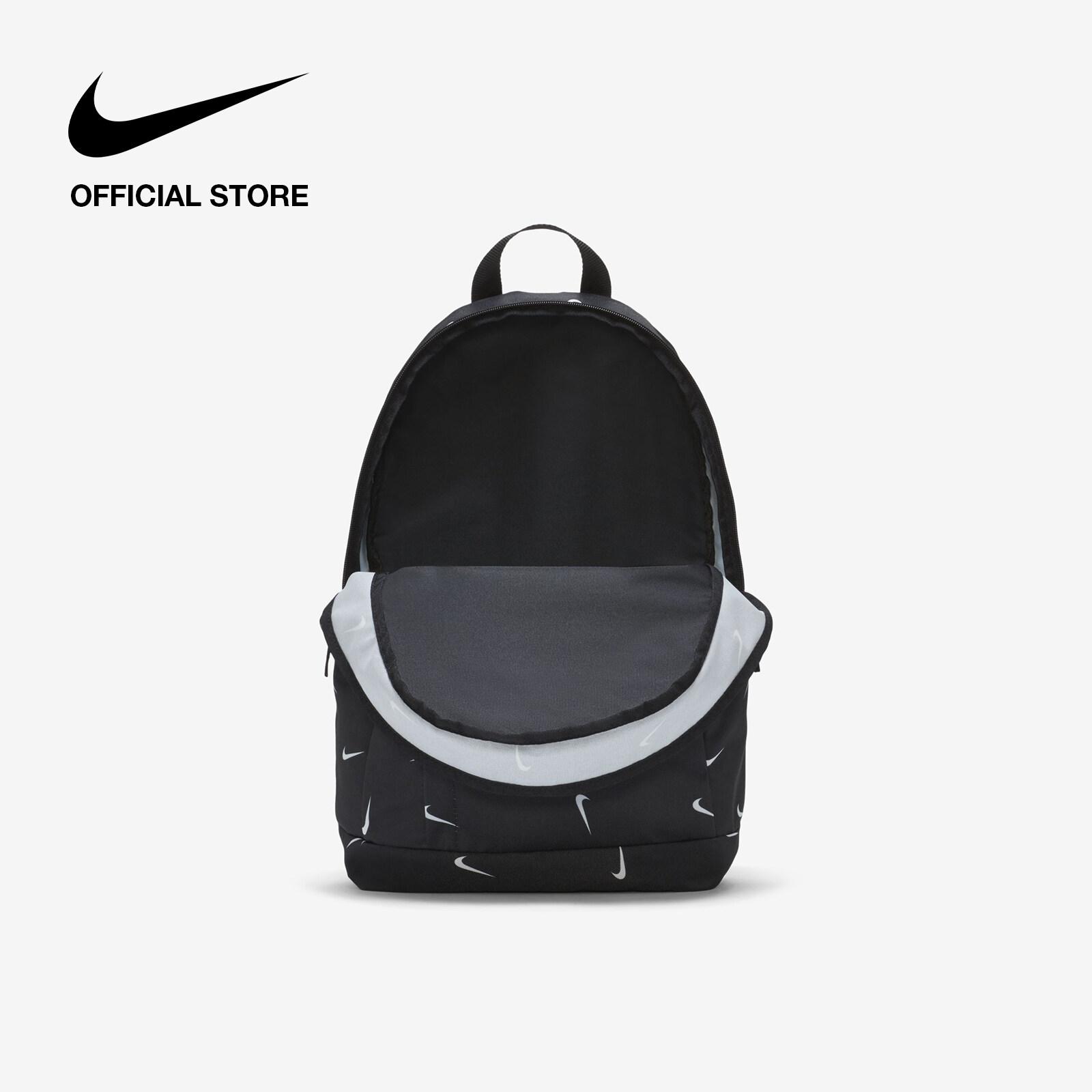 Nike Unisex Elemental Backpack - Black ไนกี้ เป้สะพายหลังยูนิเซ็กส์ เอลิเมนทัล - สีดำ
