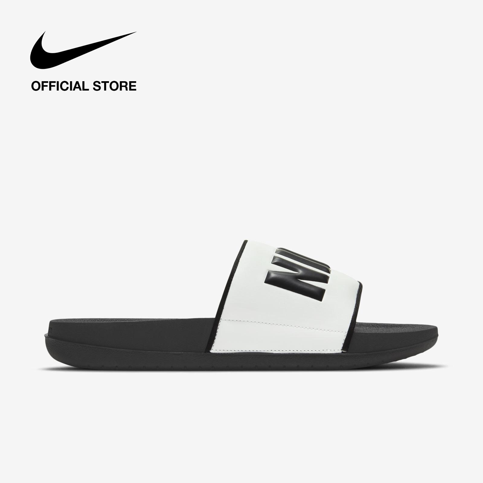 Nike Women's Offcourt Slide - Black ไนกี้ รองเท้าแตะผู้หญิง ออฟคอร์ท - สีดำ