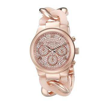 Michael Kors Women's Quartz Watch MK4283 with Metal Strap