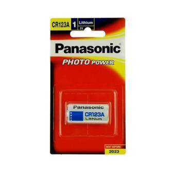 Panasonic Lithium Battery รุ่น CR123A