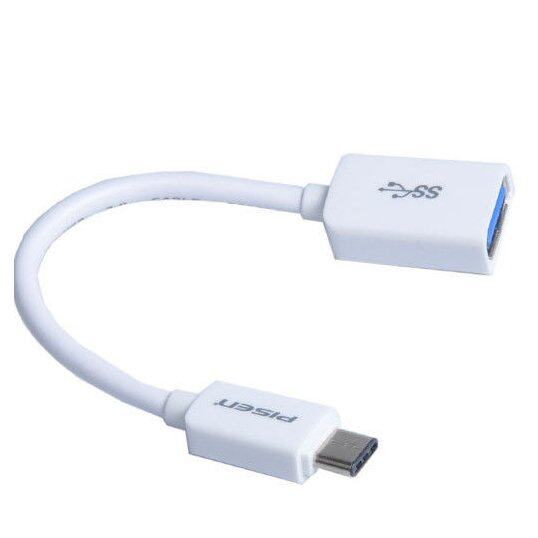 Pisen USB Type C OTG Data (White)