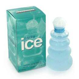 Samba Ice Woman Eau de Toilette 100 ml.