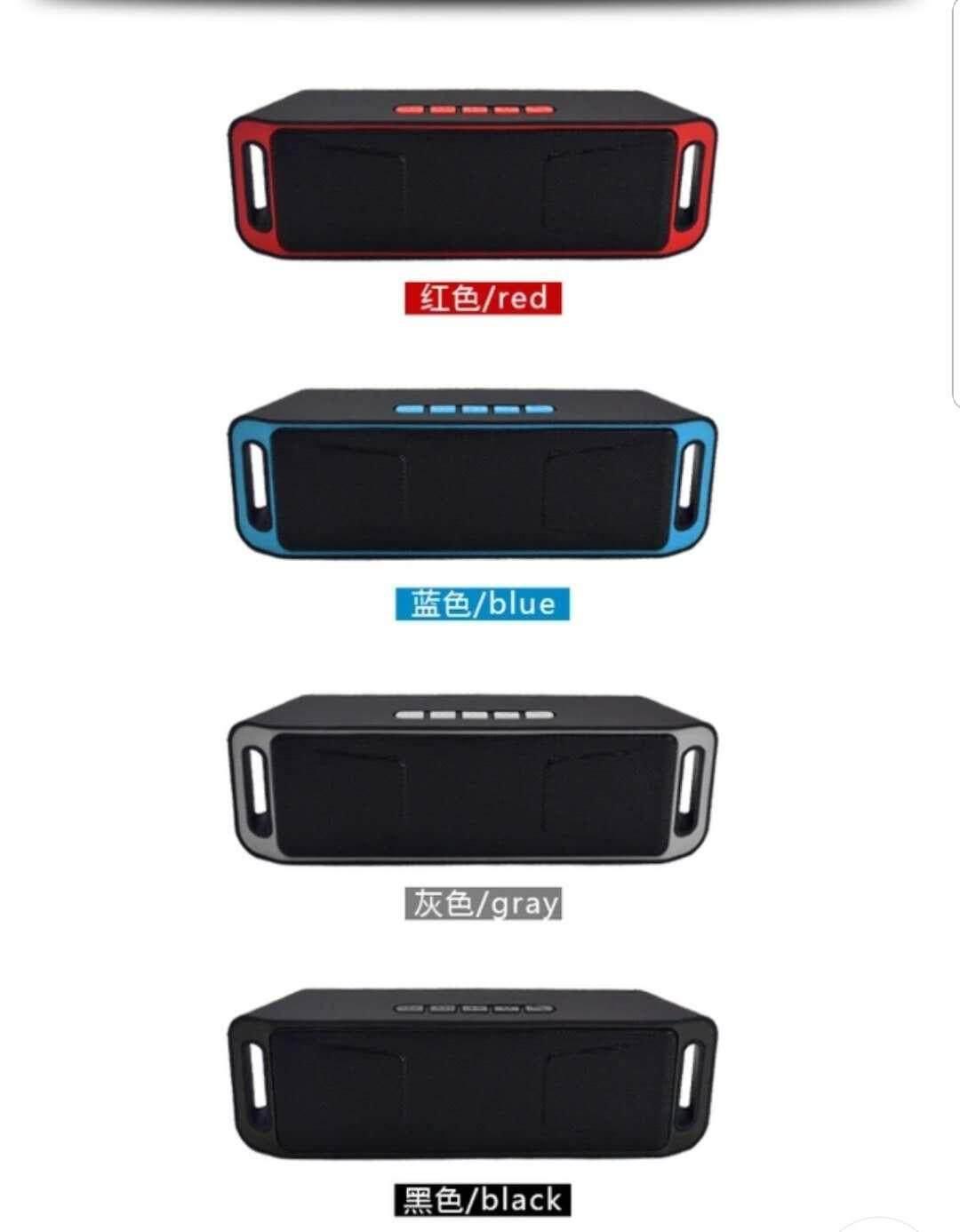 เว็บที่ขายถูกที่สุดอันดับที่ 1 ลำโพงแบบพกพา Remax ลำโพงบลูทูธพกพา Wireless Speaker Super Bass รุ่น SC-208 รีวิวดีที่สุด