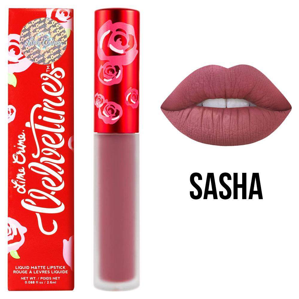 Lime Crime Velvetines  Sasha  By Lime Crime Thailand