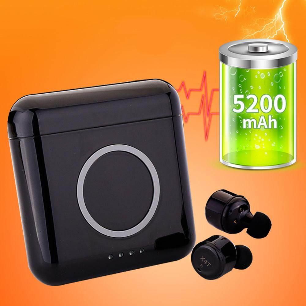 ของแท้ราคาถูก หูฟัง ZelonDecor S3X Bluetooth 5.0 Wireless TWS Bluetooth Headset Waterproof IPX7 Bluetooth Headset Bilateral Call Headset เปรียบเทียบราคาที่ดีที่สุด