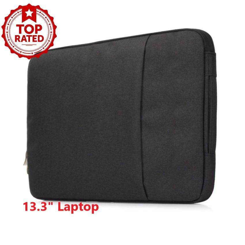 "13.3 inch Premium Denim Series Vertical Shockproof Sleeve Case Bag with Pocket Bag Case For Macbook Retina,Pro,Air 13.3"" inch - intl"