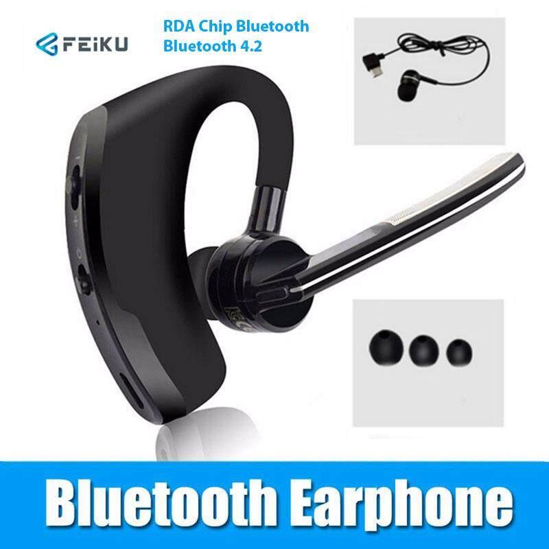 ใช้ดีจนต้องบอกต่อ หูฟัง OQTO (3 Colors) Mini DACOM K6P Hidden Wireless Earbuds Mono Earpieces Bluetooth Earphones Headset Mic for iPhone Samsung Phone ยอดขายเยอะมากๆ