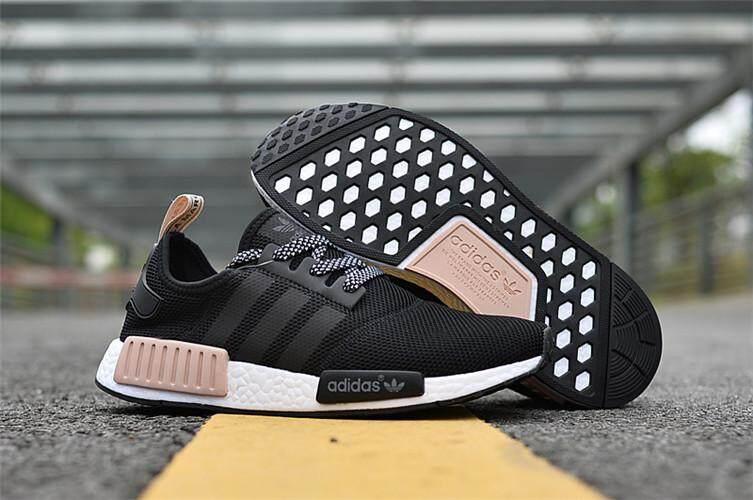 f4f406ce03fb2 Adidas Original NMD R1 WOMENS Sneakers Running Shoe EU 36-44