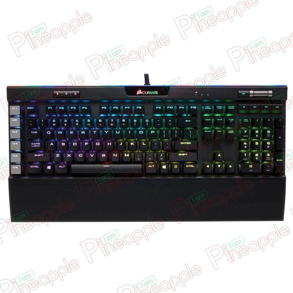 Corsair Gaming Gear Keyboard K95 RGB Platinum MX Brown : CH-9127012-TH