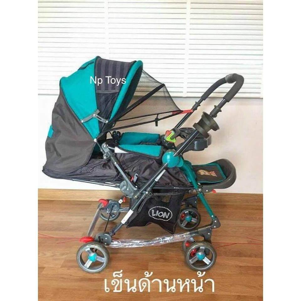 เปรียบเทียบราคา Thaiken อุปกรณ์เสริมรถเข็นเด็ก Thaiken เบาะรองนั่งรถเข็นเด็ก ผ้าฝ้าย 99479 ถูกกว่านี้ไม่มีอีกแล้ว