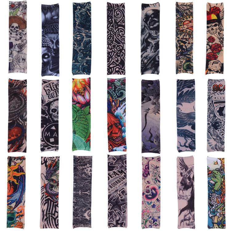 4 Colors Cycling Bike Bicycle Arm Warmers Cuff Sleeve Cover UV Sun Protection