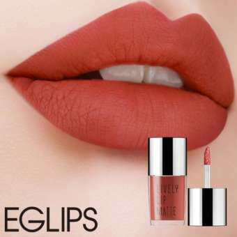 Eglips Lively Lip Matte - LM002 Fake Pumpkin Matte