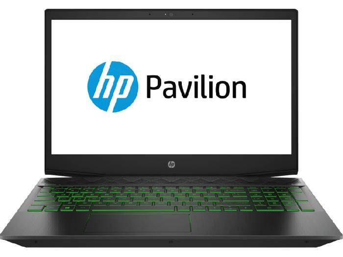 HP Pavilion Gaming 15-cx0124TX (4PC82PA) Core i5-8300H 15.6-inch (8GB/1 TB HDD/Windows 10 Home/NVIDIA GeForce GTX1050/2 Years HP Warranty)
