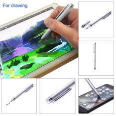 [Chinatera] Bút Cảm Ứng Điện Dung 2 Trong 1 Màn Hình Cảm Ứng Bút Vẽ Bút Cảm Ứng Cho iPhone iPad Máy Tính Bảng Máy Tính Cá Nhân