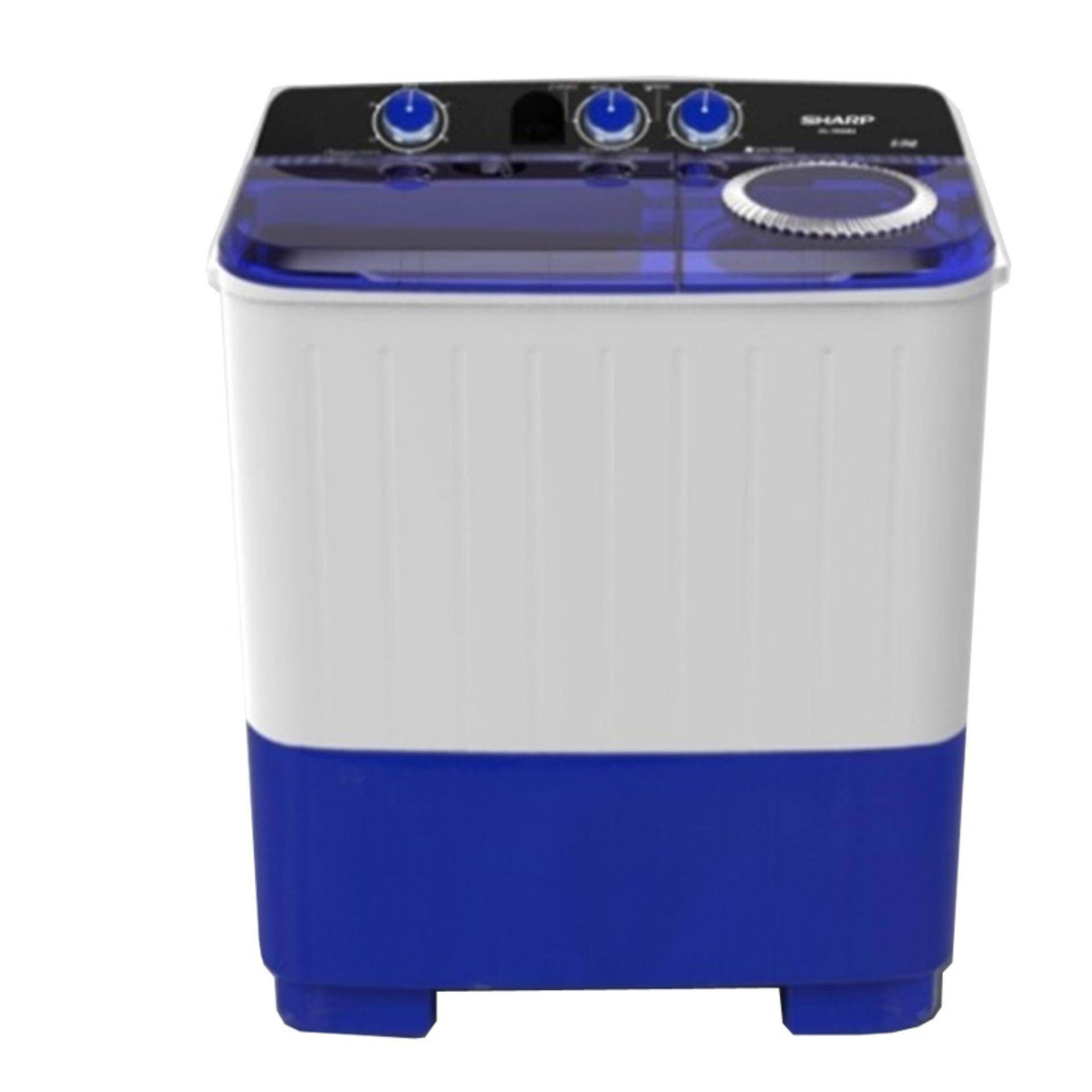 คูปองส่วนลดเมื่อซื้อ เครื่องซักผ้า Smart home ลด -60% SMARTHOME เครื่องซักผ้ามินิกึ่งอัตโนมัติ 4.0 Kg. รุ่น SM-MW2502 ขายถูกๆ ส่งฟรี