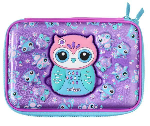 Three sheep the Smiggle Mirror Hardtop Pencil Case
