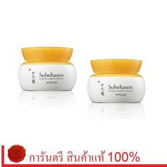 Sulwhasoo Essential Firming Cream EX (5ml x 2 กระปุก) No Box