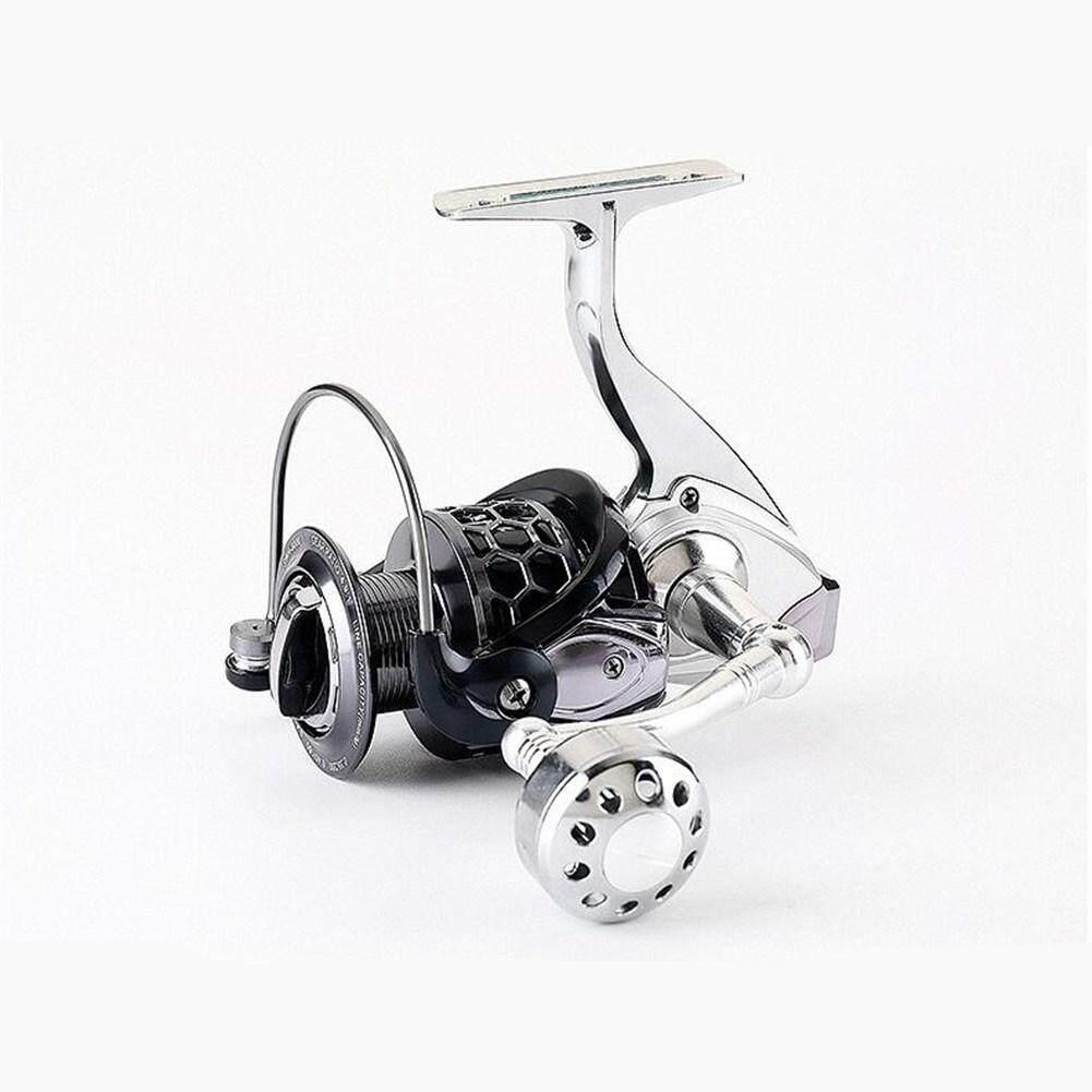 12+1 Axis Anti-seawater Fishing Wheel Full Metal Fishing Wheel Spinning Fishing Line Wheel