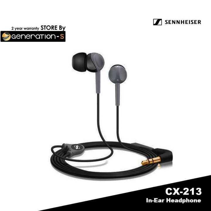 รีวิว หูฟัง SENNHEISER CX 213 INEAR