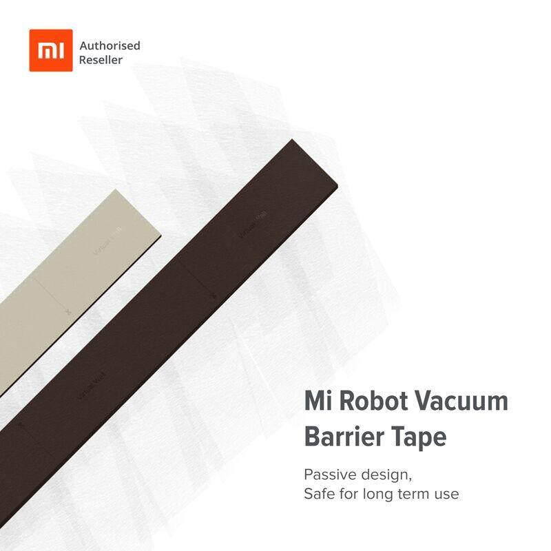 Heaven11 - หุ่นยนต์ดูดฝุ่น Robot Vacuum Barrier Tape (สินค้าพรีเมียม รับประกันคุณภาพ)