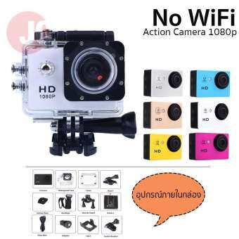 JCGadget Action Camera HD 1080p No WiFi