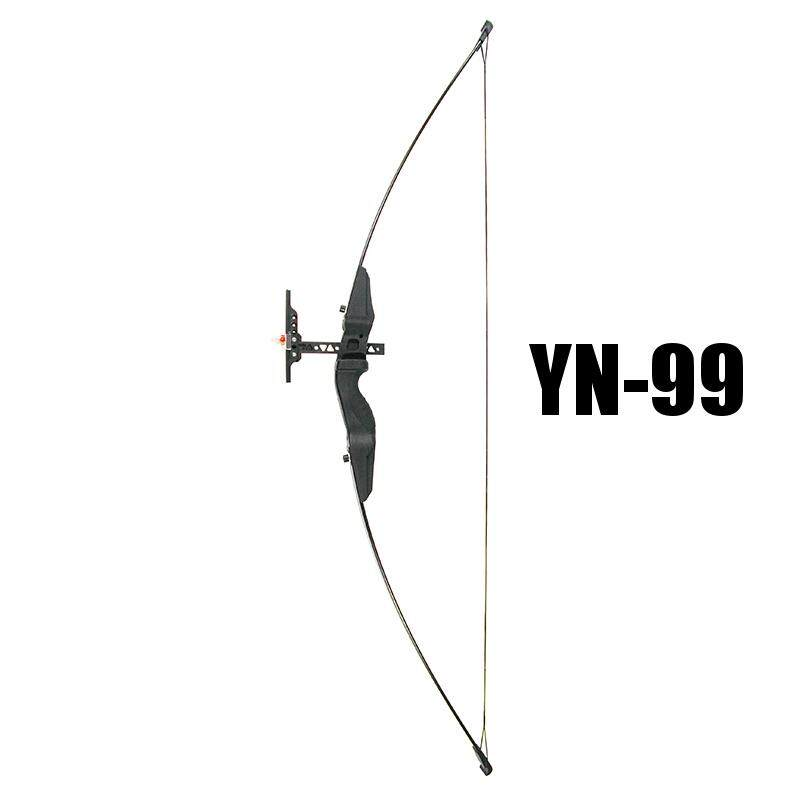 JUNXING Right Hand Archery Hunting Straight Pull Bow Longbow 40lbs Sport Outdoor