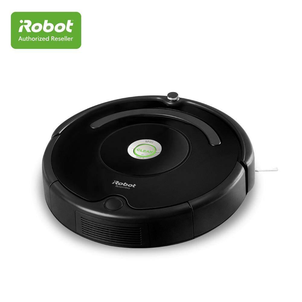 ซื้ออนไลน์  iRobot หุ่นยนต์ดูดฝุ่น รุ่น Roomba? 670 - Black ราคาเท่าไร