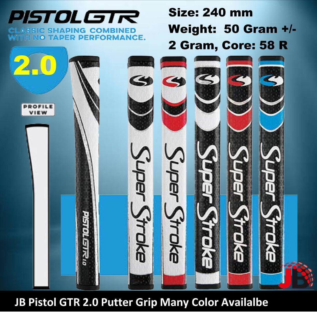 JB PUTTER GRIP PISTOL GTR (2.0 ) Many Color Available