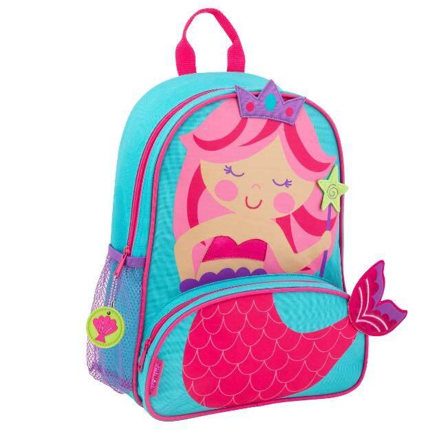 SIDEKICK BACKPACK MERMAID
