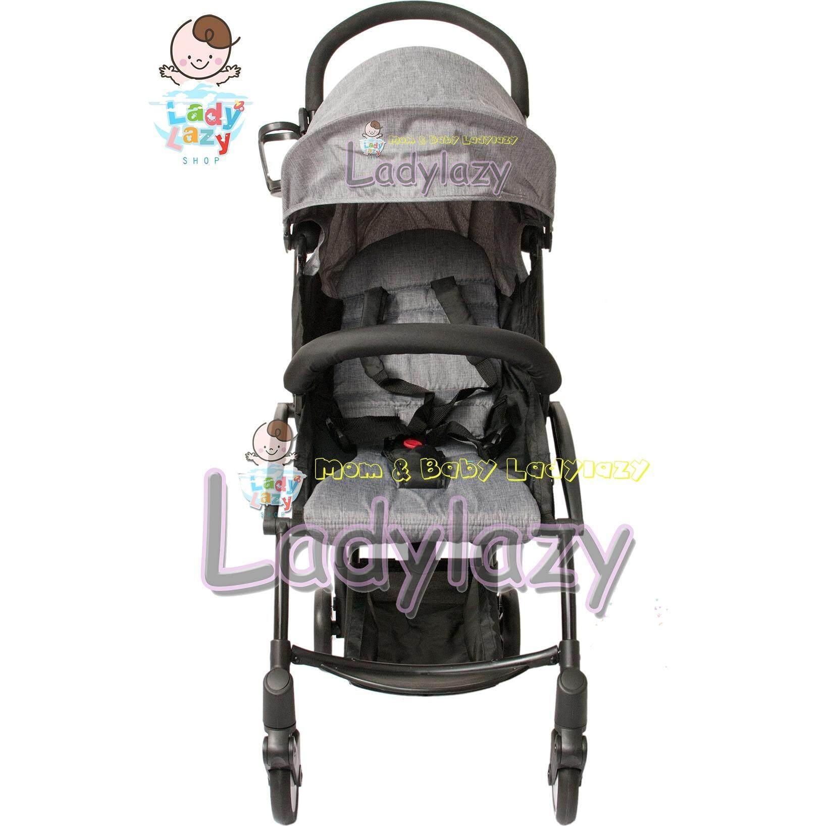ถูกเหลือเชื่อ MR รถเข็นเด็กแบบนอน LOMA รถเข็นเด็ก สามารถนั่งและนอน Baby Stroller 3-36เดือน รุ่น?BYFUS559 เว็บเดียวที่ลดราคา